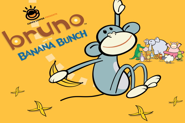 Bruno and Banana Bunch의 대표 이미지